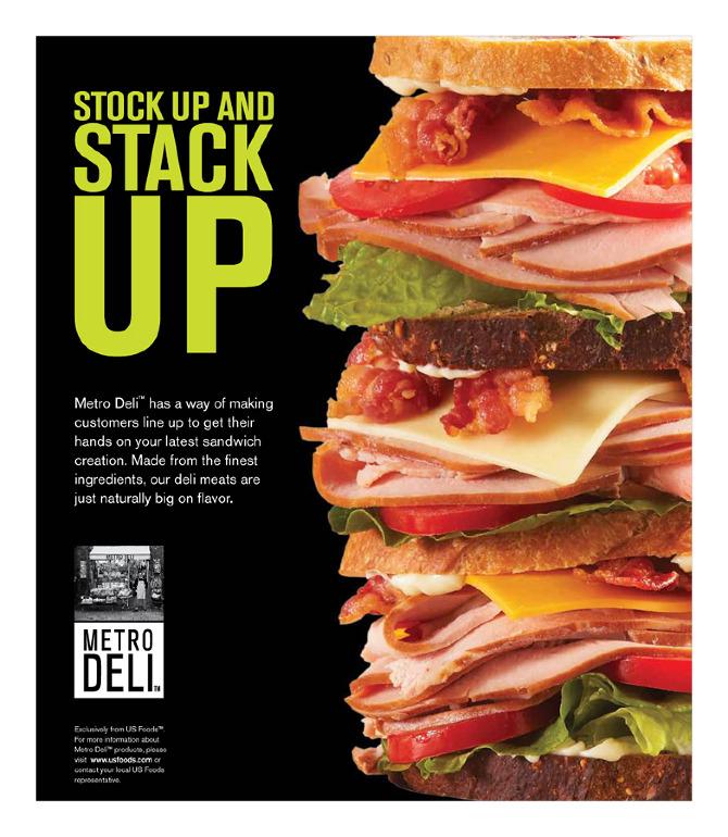 Food Fanatics Ads - Megan Stone's Creative Portfolio