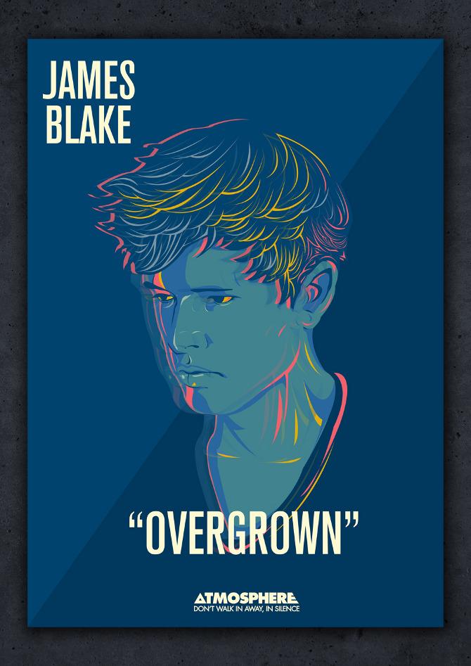 James Blake – Overgrown