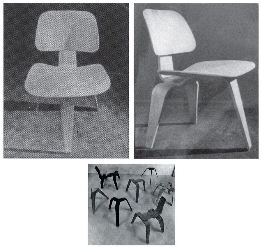 eames 3 legged dcw uncanny valley