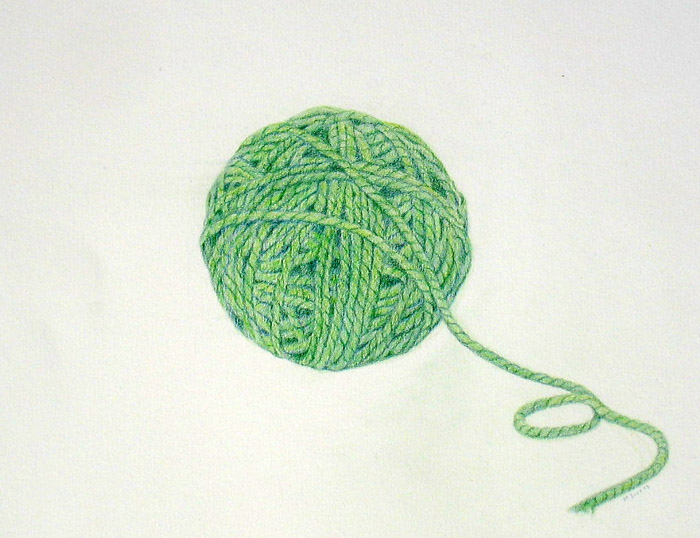 ball of yarn - photo #13