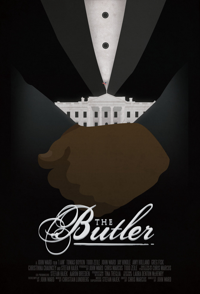 The Butler - Tyler Morney